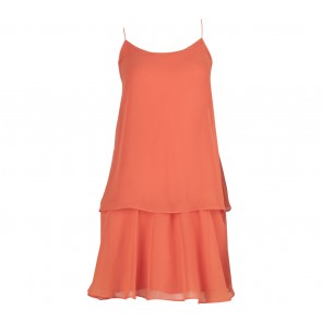 Asos Orange Mini Dress