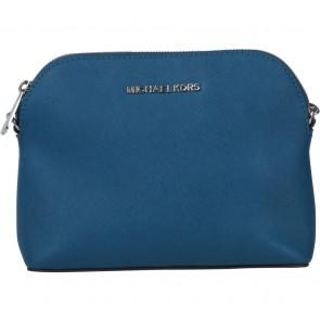 Michael Kors Dark Blue Cindy Dome Sling Bag