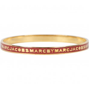 Marc By Marc Jacobs Gold And Red Monogram Jewellery
