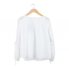 Kivee White Blouse