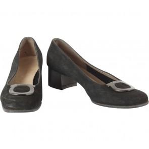 Salvatore Ferragamo Black Heels