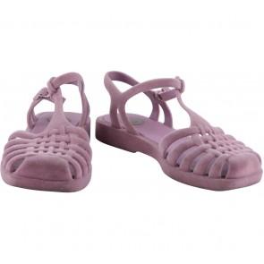Melissa Purple Flats