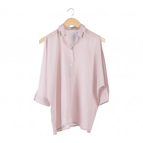 Cotton Ink Pink Shirt