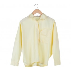 Cotton Ink Yellow Shirt