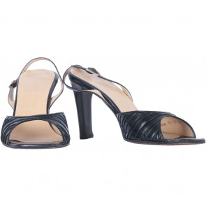 Bally Black Heels