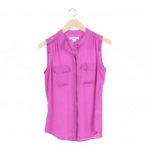Liz Claiborne   Pink Sleeveless