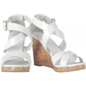 Cole Hann Off White Wedges