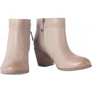 Geox Brown Heels Boots