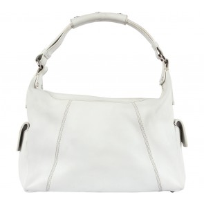 Tod´s Off White Shoulder Bag