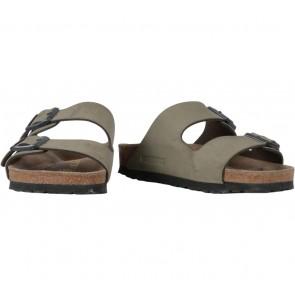 Birkenstock Grey Sandals
