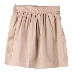Stradivarius Cream Skirt