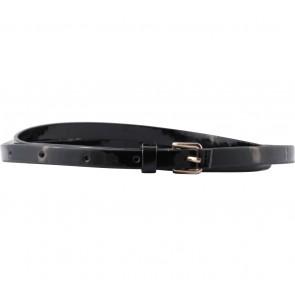 H&M Black Skinny Belt