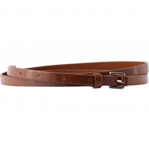 H&M Brown Skinny Belt