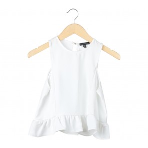 Look Boutique White Sleeveless