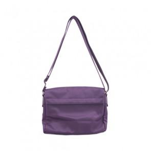 Longchamp Purple Cross Body