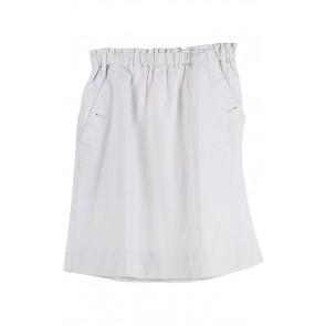 Cream Beige Khaki Skirt