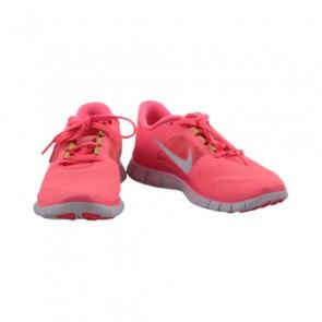 Nike Free Run 3 Coral Sneakers