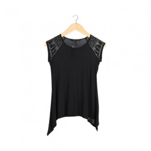 Black Diamond Sleeve T-Shirt