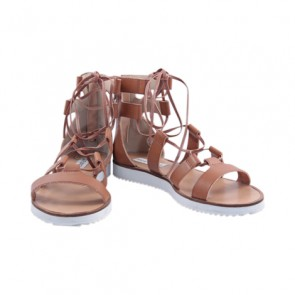Steve Madden Brown Gladiator Sandals