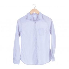 Purple Polkadot Shirt