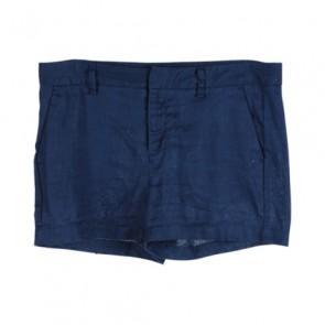 Navy Short Pants