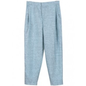 Blue Percy Pants