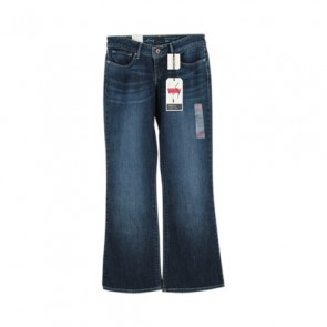 Blue Boot Cut Jeans