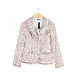 Multi Textured Blazer