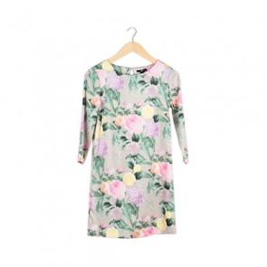 Multi Floral Mini Dress