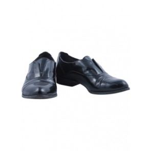 Nine West Black Patent Loafers