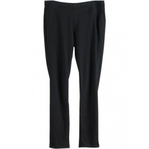 Black Basic Pants
