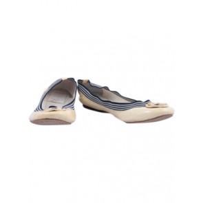 Tory Burch Yellow Flats Shoes