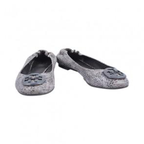 Tory Burch Snake Skin Shoes