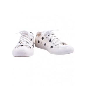 Converse Comme Des Garcons White Dots Sneakers