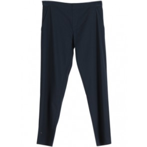 Dark Blue Basic Pants