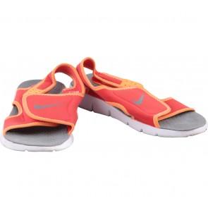 Nike Orange Sandals