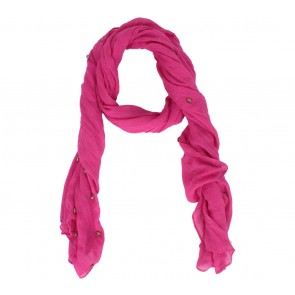 (X)SML Pink Scarf