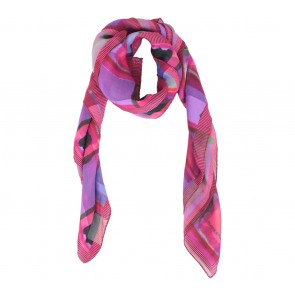Elaine Gold Multi Colour Scarf