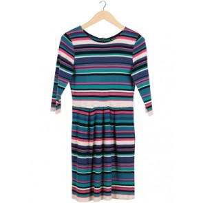 Multi Stripes Mini Dress