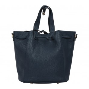 Hush Puppies Dark Blue Satchel