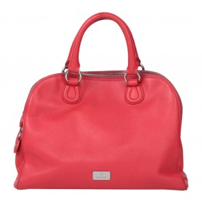 Aigner Red Handbag