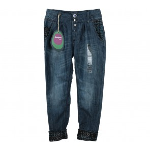 Desigual Dark Blue Pants