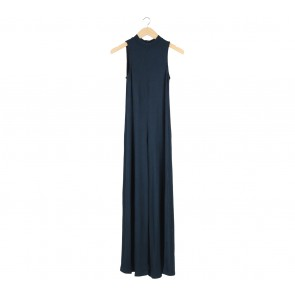 Zara Dark Blue Jumpsuit