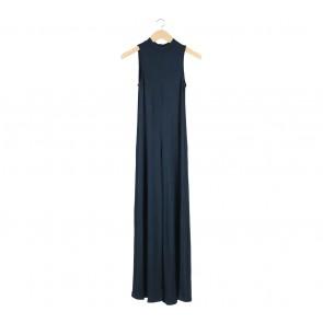 Zara Dark Blue Jumpsuit