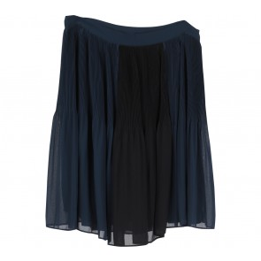 French Connection Dark Blue Skirt