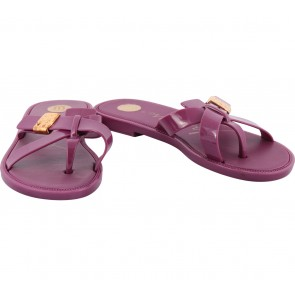 Melissa Purple Sandals