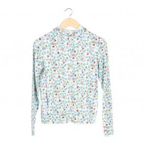 UNIQLO Multi Colour Floral Jaket