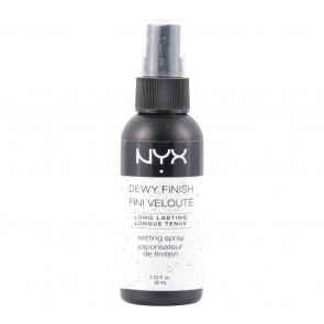 NYX  MSS 02 Dewy Finish Setting Spray  Faces