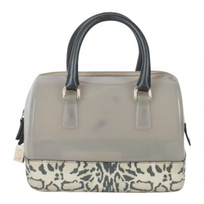 Furla Cream Candy Satchel