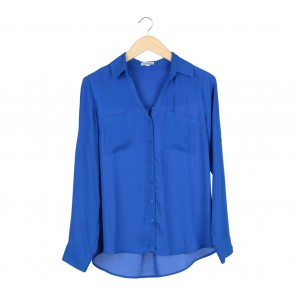 Express Blue Shirt